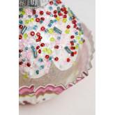 Adorno de Navidad Muffin, imagen miniatura 4