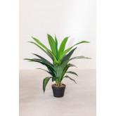 Planta Artificial Decorativa Dracaena, imagen miniatura 2