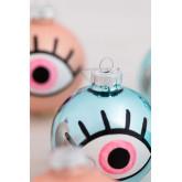 Set de 6 Adornos de Navidad Eyes, imagen miniatura 6