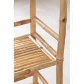 Estantería 4 baldas en Bambú Ruols, imagen miniatura 5