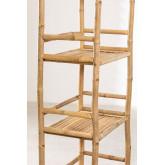 Estantería 4 baldas en Bambú Ruols, imagen miniatura 6