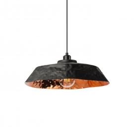 Lámpara Forge - Negro