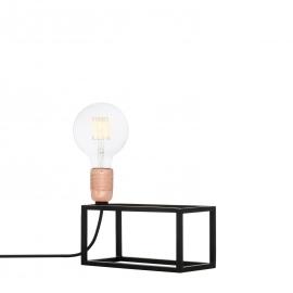 Lámpara Rectangle - Negro