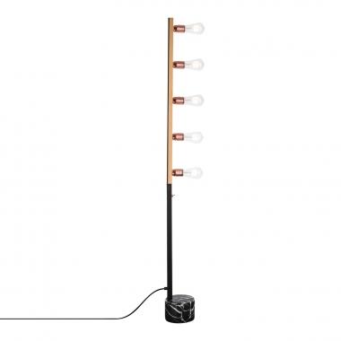 Lámpara Handmade - Oro Rosa