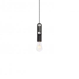 Lámpara Clip - Negro