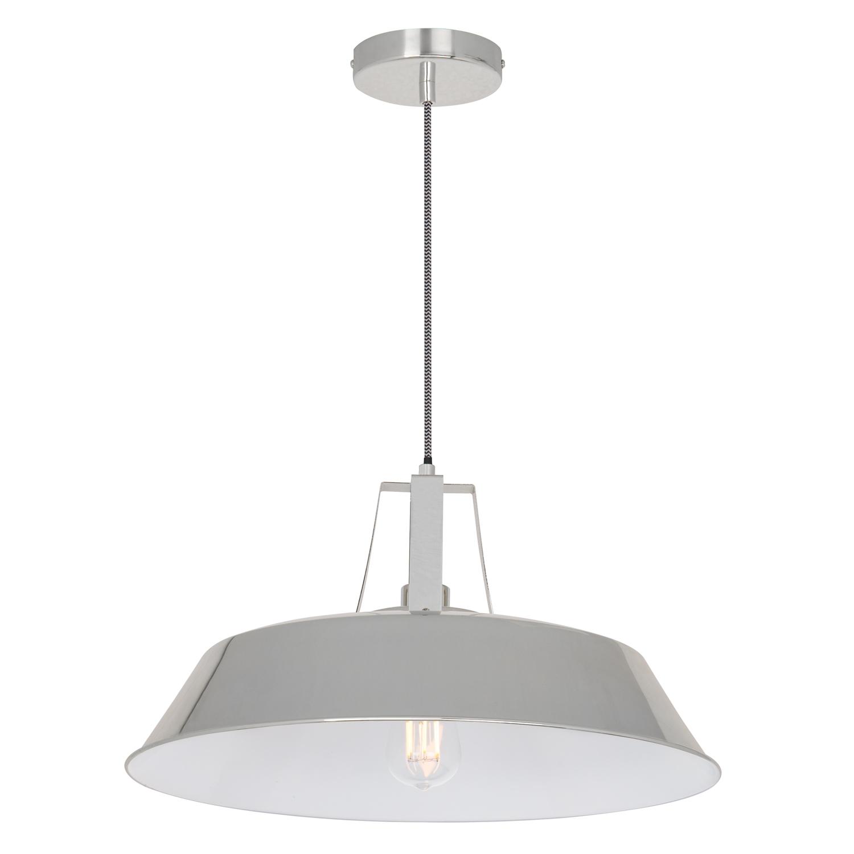 Lámpara de Techo Cepillada Workshop, imagen de galería 1