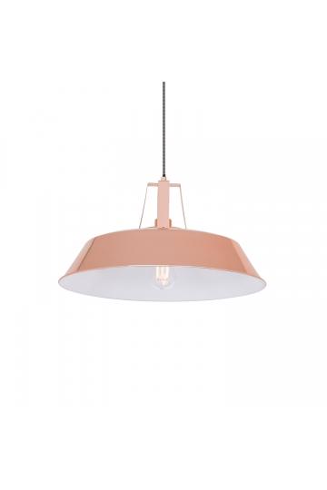 Lámpara de Techo Metalizada Workshop