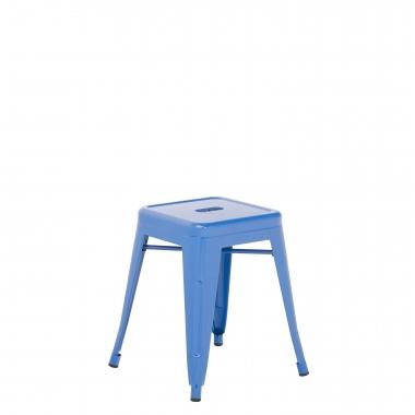 Taburete LIX - Azul Lapislázuli