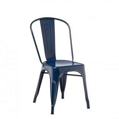 Silla LIX - Azul Marino