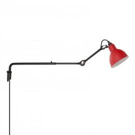 Lámpara ERN 03 - Rojo