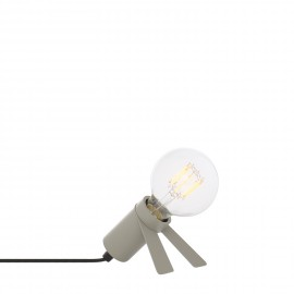 Lámpara Crawl - Gris
