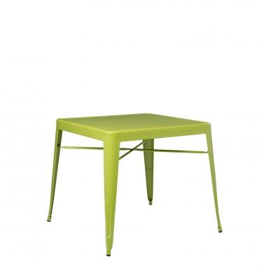 Mesa LIX X (80x80) - Verde Flora
