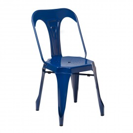 Silla Ziu - Azul Marino