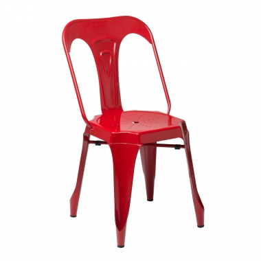 Silla Ziu - Rojo