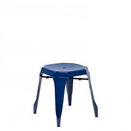 Taburete Ziu - Azul Marino