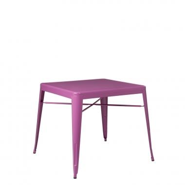 Mesa LIX X (80x80) - Violeta