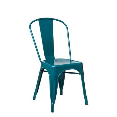 Silla LIX - Azul Turquesa