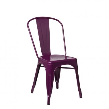 Silla LIX - Violeta Púrpura