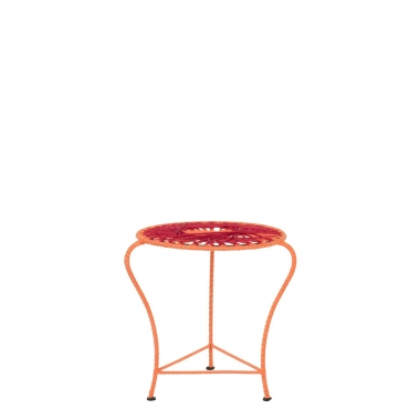 Mesa Otet - Rojo - Naranja