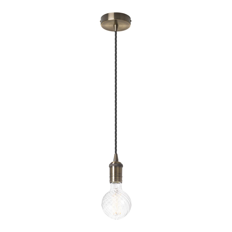 Lámpara de Techo Cepillada Wong, imagen de galería 1