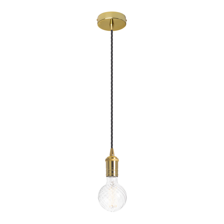 Lámpara de Techo Metalizada Wong, imagen de galería 1