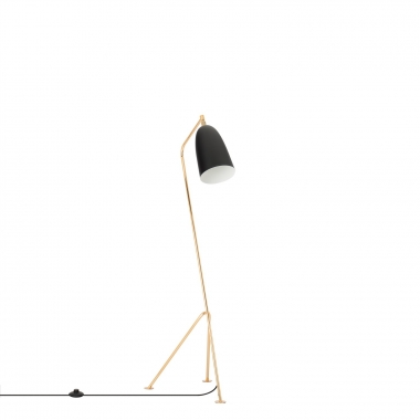 Lámpara Gretha Metalizada