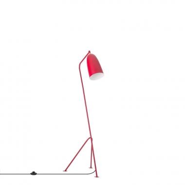 Lámpara Gretha - Rojo Burdeos