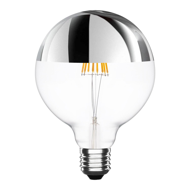 Bombilla Led Vintage Regulable y Reflectante E27 Spher, imagen de galería 1