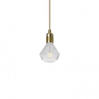 Lámpara Eiwo Metalizada