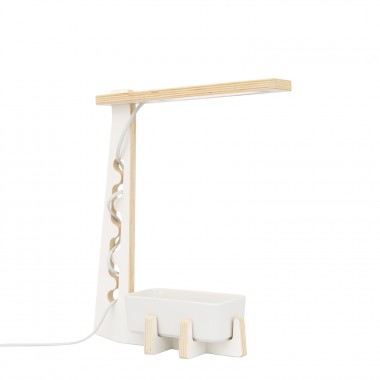Lámpara Gruh - Blanco