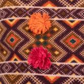 Funda Cojín Cuadrado en Algodón (50x50 cm) Kila, imagen miniatura 4
