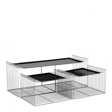 Set Mesa y Taburetes Brün
