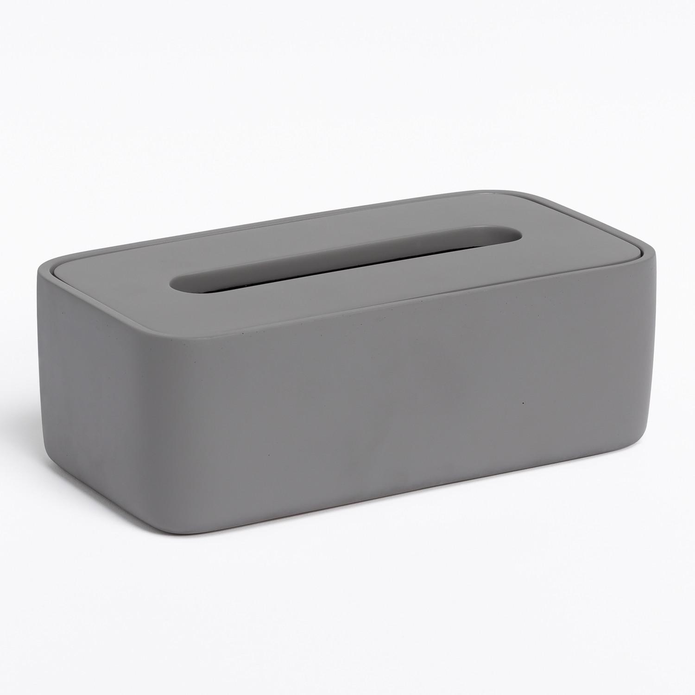 Caja de Pañuelos en Cemento Issa, imagen de galería 1