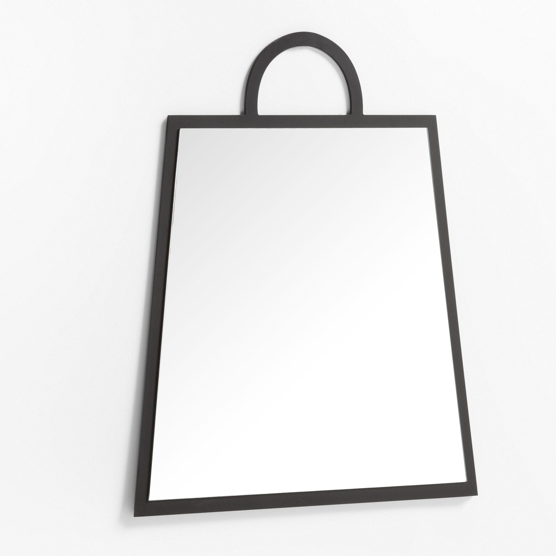 Espejo de Pared Rectangular en MDF (69x59 cm) Calen, imagen de galería 1