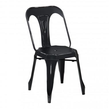 Silla Ziu Vintage - Negro
