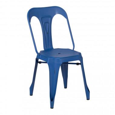 Silla Ziu Vintage - Azul Lapislázuli