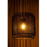 Lámpara de Techo en Papel Trenzado Ydae, imagen miniatura 4