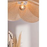 Lámpara de Techo Okai Natural , imagen miniatura 4