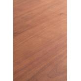 Mesa de Comedor Rectangular en Madera de Nogal (160x80 cm) Rubha , imagen miniatura 5