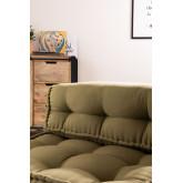 Respaldo para Sofá Modular en Algodón Yebel  , imagen miniatura 1