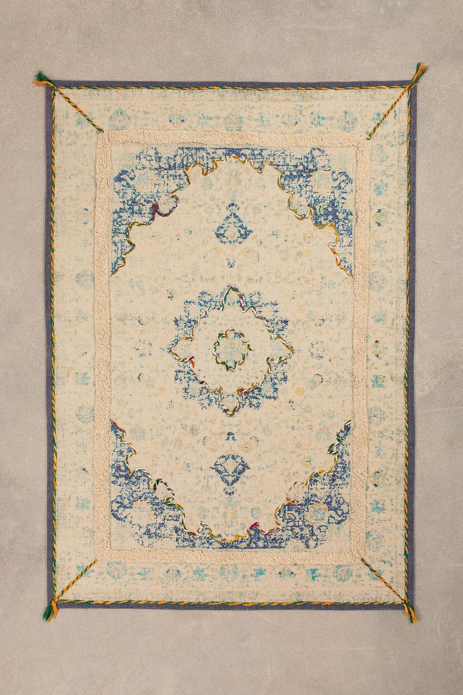 Alfombra en Algodón (170x120 cm) Dok , imagen de galería 1
