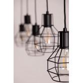 Lámpara de Techo en Metal Ivan, imagen miniatura 4