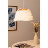 Lámpara de Techo en Papel Trenzado Druk, imagen miniatura 2
