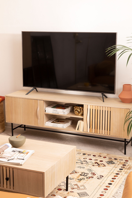 Mueble TV en MDF Cialu, imagen de galería 1