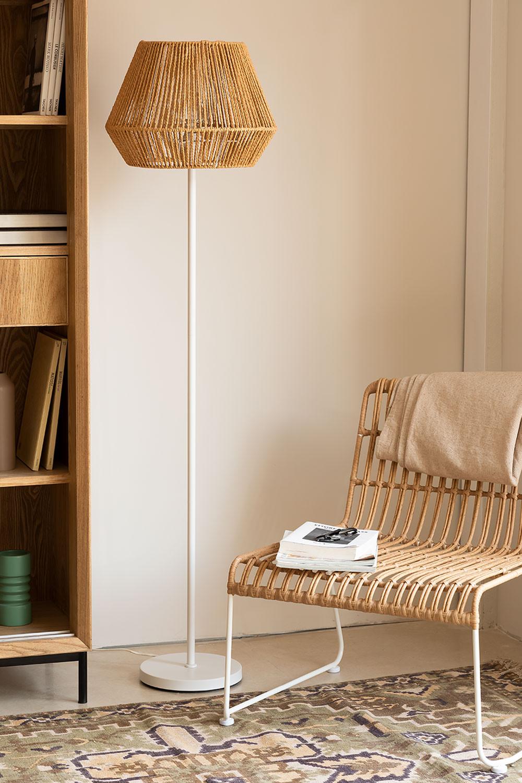 Lámpara de Pie Sabar, imagen de galería 1