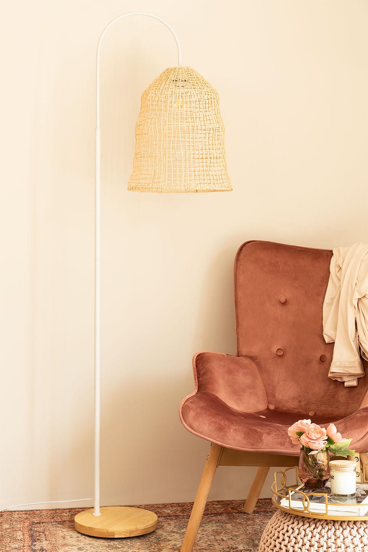 Lámpara de Pie Gavia, imagen de galería 1