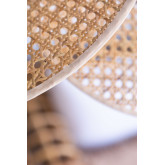 Lámpara de Techo Okai Natural , imagen miniatura 5