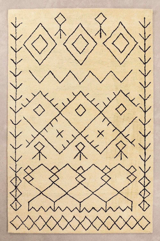 Alfombra en Lana (240x155 cm) Rekki , imagen de galería 1
