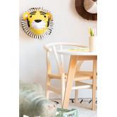 Cabeza Animal Tiger Kids, imagen miniatura 1
