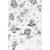Mantel Lavable con 12 Rotuladores para Colorear Fanni Kids, imagen miniatura 4